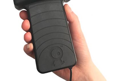 Turck - Ugrokit - Sensor UHF (Alta frequência) - Necessita autorizar o app para uso do som